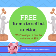 'Free' Items to Sell at Auction
