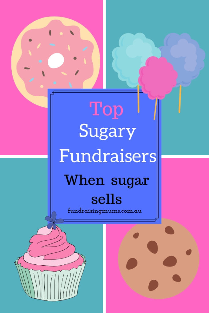 Sugarry fundraisers | Fundraising Mums