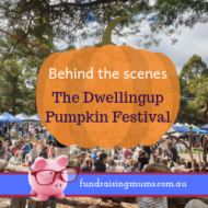 The Dwellingup Pumpkin Festival – Lessons from a Little School