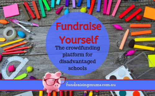 Crowdfunding platform for disadvantaged schools | Fundraising Mums