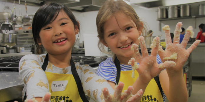 OzHarvest has partered with Humanitix to ensure students don't go to school hungry