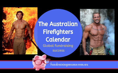 The Australian Firefighters Calendar | Fundraising Mums