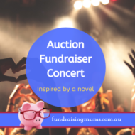 Auction Fundraiser Concert