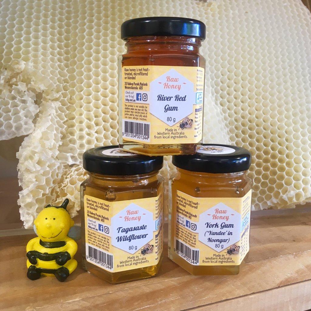 Three honey sampler | Honey I'm Home | Fundraising Mums