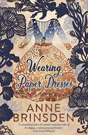 Wearing Paper Dresses by Anne Brinsden