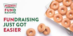 Fundraising with Krispy Kreme doughnuts | Fundraising Mums