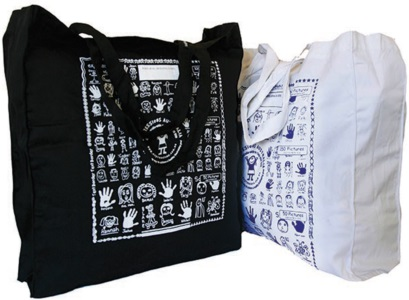 Customised tote bags from Expressions | Fundraising Mums