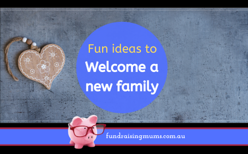 Tips on how to welcome a new family