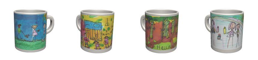 Fundraising Mug designs | Fundraising Mums