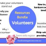 'Volunteering' Bundle – Resources for volunteering