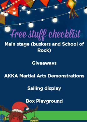 Free Stuff checklist for fetes | Fundraising Mums