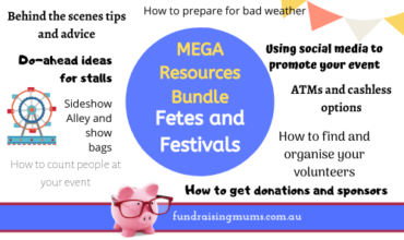 The Ultimate Guide to Holding a Fete – Resources Bundle
