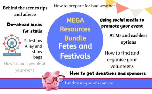 Ultimate Guide to Holding a school fete | Fundraising Mums